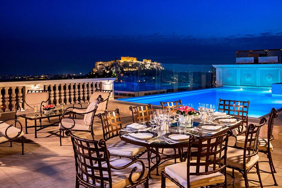 מלון 5* אתונה